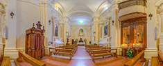 Immagine del virtual tour 'Chiesa di San Francesco'
